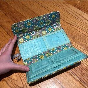 Vera Bradley Bags - Vera Bradley Trifold Wallet
